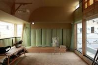 36坪の土地に建つ中庭のある住まい真砂の家 - 加藤淳一級建築士事務所の日記
