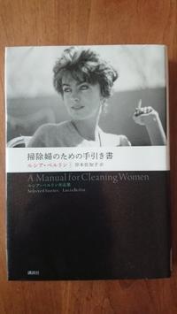 掃除婦のための手引書 - 追分日乗