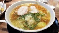 芦屋らーめん処 花麺醤油らーめん - 拉麺BLUES