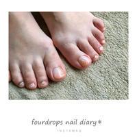 小指の爪 - 小さな日々*