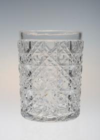 Baccarat Diamond Cut Tumbler - GALLERY GRACE ギャラリーグレース BLOG