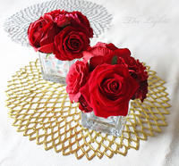 2月のマンスリーレッスンは真っ赤な花で - アーティフィシャルフラワー THE LIGHTS(ザ・ライツ)