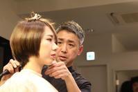 vol.124「川名 淳の仕事」 - Monthly Live    営業後の美容室での美容師による単独ライブ