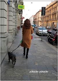 ミラノ街角watching - 今が一番