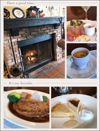 暖炉のあるレストラン2020 - ひとりあそび