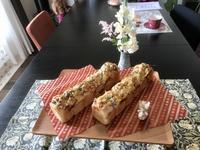 Instagramからのご予約で - カフェ気分なパン教室  *・゜゚・*ローズのマリ