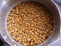 冬の煮豆、冬の美味しさ - 北国の田舎暮らし