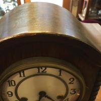 ある日の置き時計修理ご依頼 - トライフル・西荻窪・時計修理とアンティーク時計の店