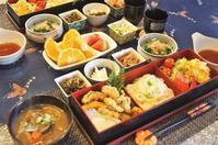 ■【季節のおもてなしランチセット】私流でさり気なく♪ - 「料理と趣味の部屋」