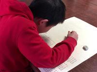 稲沢教室、児童コース、土曜日の様子。 - 大﨑造形絵画教室のブログ