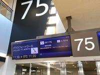 機内食(アメリカン航空:AA176便) - せっかく行く海外旅行のために