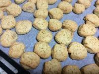 私のココナッツ  クッキー      ホームメイド - ハンドメイド  Atelier   maki