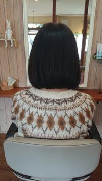 ショートボブ - 松江市美容室 hair atelier bonet  大人女性のための美容室 。
