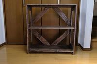 1×4材で作る棚 - Photo Break