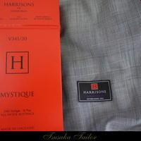 ハリソンズ<ミスティーク>の服地 | スーツ - オーダースーツ東京 | ツサカテーラー 公式ブログ