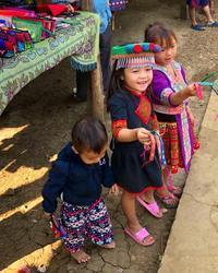 ラオスの旅 22 少数民族 モン族の村へ - FK's Blog