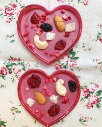 ルビーチョコのマンディアン - 調布の小さな手作りお菓子教室 アトリエタルトタタン