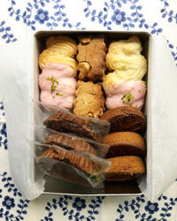 クッキー缶 - 東京都調布市菊野台の手作りお菓子工房 アトリエタルトタタン