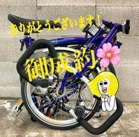 ブロンプトンPハンドル残り一台 - ShugakusoCycle(秀岳荘自転車)