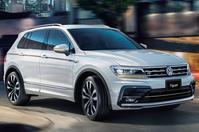 VW ティグアンTDIに試乗 - お気楽亭主の車道楽