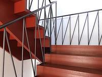 赤い階段 - 四十八茶百鼠(2)