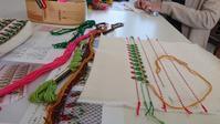 スウェーデン刺しゅう自由学園リビングアカデミー2020年度募集スタート - スウェーデン刺繍の仕事帖