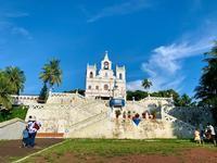 インド映画『愛するがゆえに』の出会いの教会 in ゴア。 - 映画を旅のいいわけに。