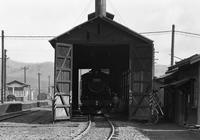 昔、機関区・駅で出会った車輌達(3)荒屋新町機関支区8620 - 南風・しまんと・剣山 ちょこっとバリ