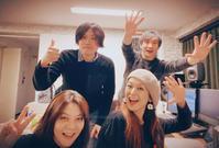 ガーリックand抹茶‼️Nash REC😊 - singer KOZ ポツリ唄う・・・