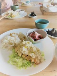 recipe『わさび塩鶏のゆず豆腐タルタル』 - 料理教室yakuzen story