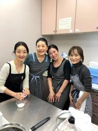 NHK「きょうの料理(からだポカポカレシピ)」収録無事終了 - 料理研究家 島本 薫の日常