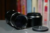 望遠レンズ200mm - 私が集めた?機材