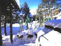 728、立春の大雪と井ノ口先生退任記念誌 - 五十嵐靖之 趣味の写真と短歌