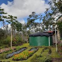 ペンキ塗り完了 - Nature Care Hawaii