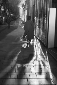 Omotesando Light and Shadow #4. - Rangefinder Days