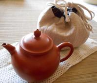茶器のための袋たち - Tea Wave  ~幸せの波動を感じて~
