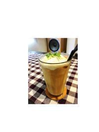 アイスウインナーミルクティー - 一ツ星紅茶堂