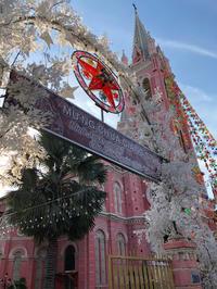 2019-20 年越しベトナム〜フォトジェニックなピンクの教会「タンディン教会」へ - LIFE IS DELICIOUS!