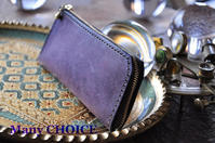 イタリアンレザー・プエブロ・L型ペンケースとキーケース - 時を刻む革小物 Many CHOICE~ 使い手と共に生きるタンニン鞣しの革