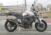 オージー兄ぃ号 FZ-1NのブレーキメンテとステアリングレスポンスUP化~~!(^O^)/ - バイクパーツ買取・販売&バイクバッテリーのフロントロウ!