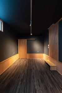 公園を独り占めできる2階リビングの家竣工写真2 - 加藤淳一級建築士事務所の日記