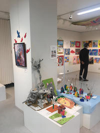 「明日のつばさ」展、子どもから大人まで!@横浜・関内 - カマクラ ときどき イタリア