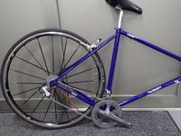 古い自転車② - 服部産業株式会社サイクリング部(3冊目)