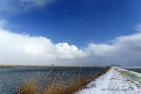 少しだけ冬景色 - デジタルで見ていた風景