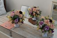 春のニュアンスカラー - mille fleur の花日記
