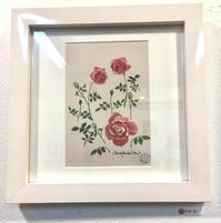 作品「Red rose」 - まゆみん MAYUMIN Illustration Arts