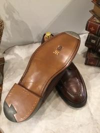 オールデンのオールソール紹介 - Shoe Care & Shoe Order 「FANS.浅草本店」M.Mowbray Shop