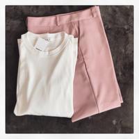 ピンクのパンツ(下着ではない) - うさまっこブログ