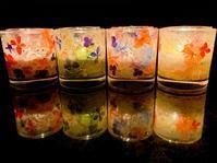 キャンドルホルダー作り&ミニチュア箱庭作りワークショップ - 日本料理しみずや 気ままな女将通信