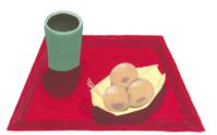 1月 - たなかきょおこ-旅する絵描きの絵日記/Kyoko Tanaka Illustrated Diary